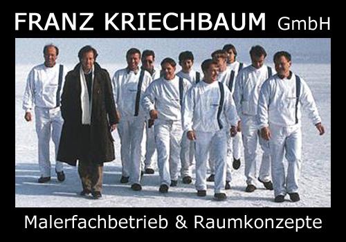 Franz Kriechbaum GmbH | Malerfachbetrieb in Bad Endorf-Antwort